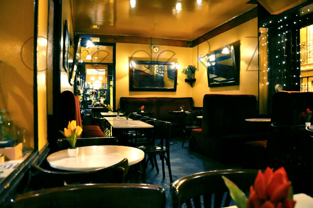 Cafe De Ruiz Jazz In Madrid